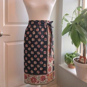 Beautiful Wrap Skirt Loft